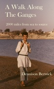 Cover of the Kindle edition of A Walk Along The Ganges